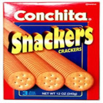 Conchita Foods, Inc. Conchita Snackers Crackers 12 Oz.