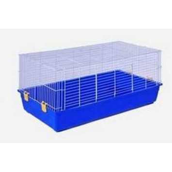 Prevue Pet Products SPV2525 Small Animal Tubbie Cage, 47 by 23-Inch