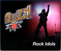 Sony Computer Entertainment BUZZ! Rock Idols Pack DLC