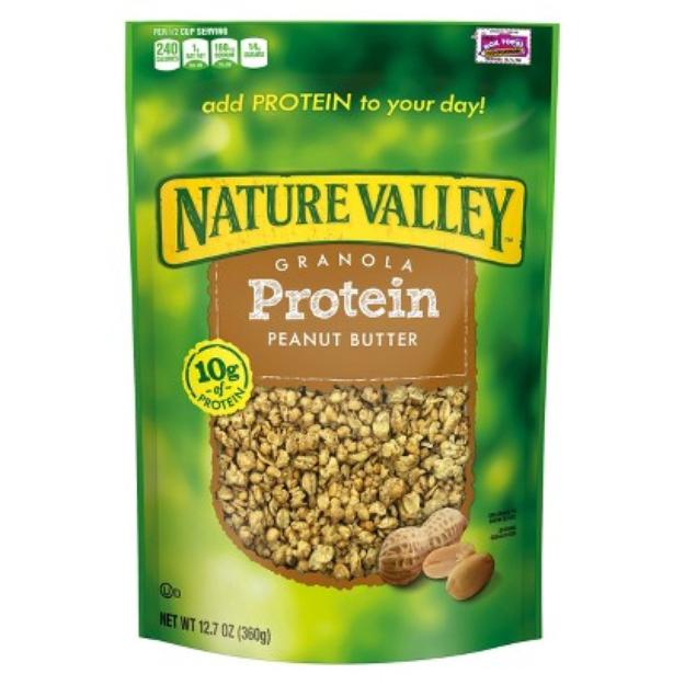 Nature Valley Protein Crunch Peanut Butter Granola 11 oz