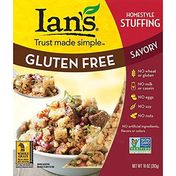 Ian's Natural Foods STUFFING, SAVORY, GF, (Pack of 8)