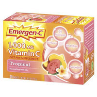 Emergen-C 1000 mg Vitamin C, Tropical