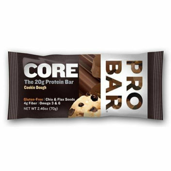 Probar Cookie Dough Core Bar Case of 12 2.46 oz