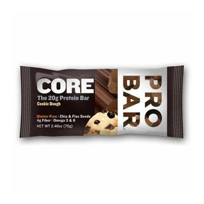 Probar Cookie Dough Core Bar Case of 12 2.46 oz