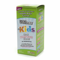 Focus Factor Kids Chewable Wafers