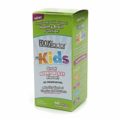 Focus Factor Kids Chewable Wafers