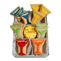 Organic Bouquet Cheers Celebration Organic Cookies