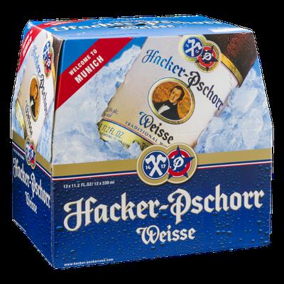 Hacker Pschorr Weisse - 12 PK