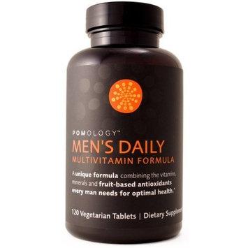 Pomology Men's Daily Multivitamin Tablets, 120-count Bottle
