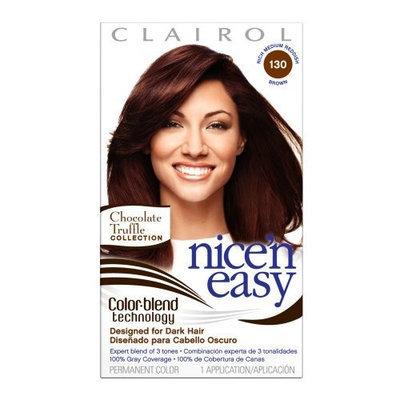 Clairol Nice 'n Easy Color, 130 Medium Reddish Brown (Pack of 3)