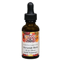 Botanic Choice Horsetail Herb Herbal Supplement Liquid