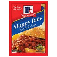 McCormick Sloppy Joes Seasoning Mix 1.31-oz.