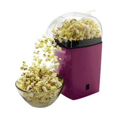 Sunbeam Air Popper Popcorn Maker - Pink