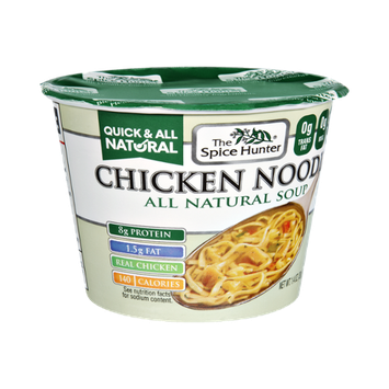 The Spice Hunter Chicken Noodle All Natural Soup