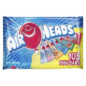 Perfetti Vanmelle Airheads Mini Bars 105 ct