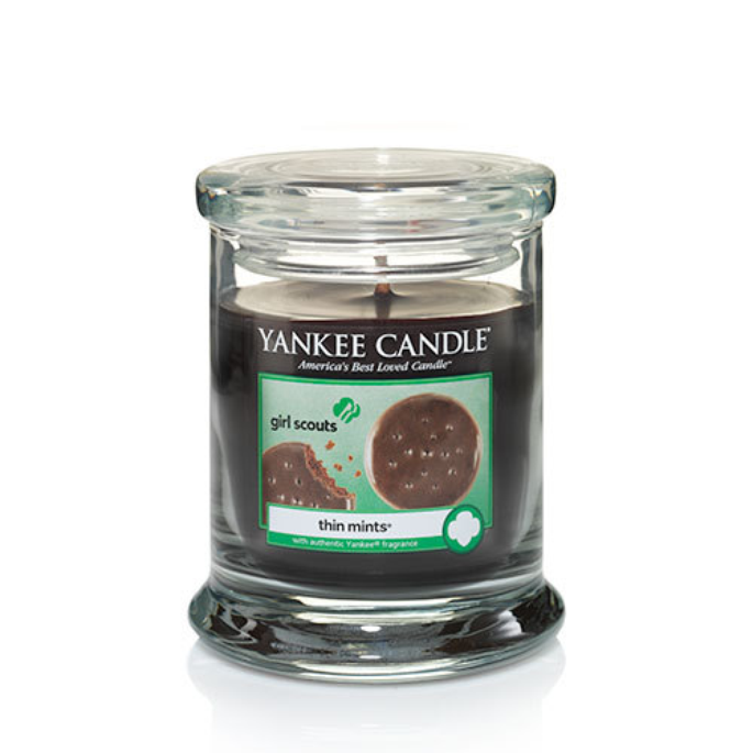 Yankee Candle Girl Scout Cookies Candle Collection