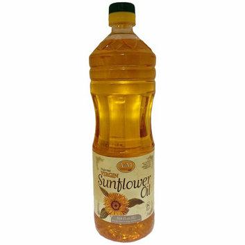A&M Gourmet Inspirations Imported Virgin Sunflower Oil