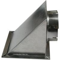 Builders Best 110166 Aluminum Dryer Eave Vent