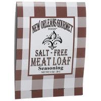New Orleans Gourmet Foods Orleans Gourmet Foods Salt-Free Cajun Meat Loaf Seasoning, 1-Ounce Bags (Pack of 8)