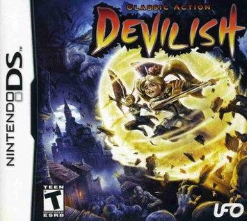 Class Action Devilish Nintendo DS Game UFO Interactive