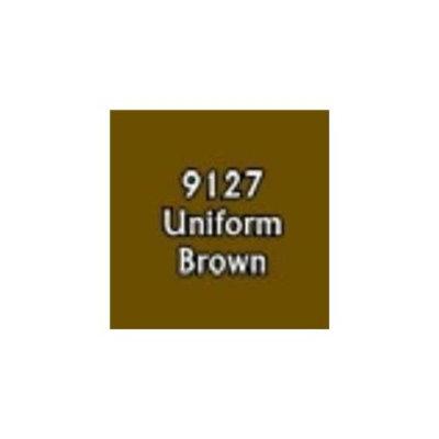 Reaper Miniatures 9127 Master Series Paint, Uniform Brown