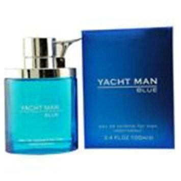 Yacht Man Blue By Myrurgia Edt Spray 3.4 Oz
