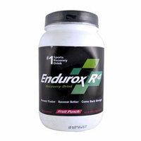 Endurox Pacific Health Inc. R4 Recovery Drink Fruit Punch 4.63 Lb.