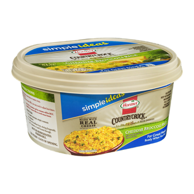 Country Crock® Simple Ideas Cheddar Broccoli Rice