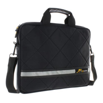 roocase 13.3 Travel Mate Messenger Carrying Bag for 13.3 inch Netbook Laptop / Ultrabook / Macbook Pro / Macbook Air