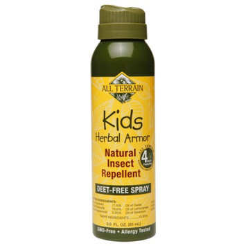 All Terrain Kids Herbal Armor Natural Insect Repellant Continuous Spray