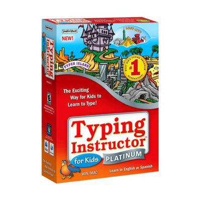 IMT Accessories Individual Software Typing Instructor For Kids Platinum