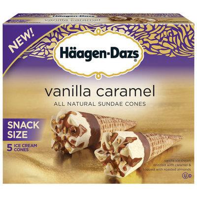 Häagen-Dazs Caramel Cone Ice Cream