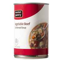 market pantry Market Pantry Vegetable Beef Soup - 10.5 oz.