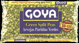 Goya Green Split Peas
