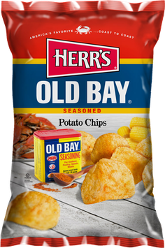 Herr's® Old Bay Potato Chips