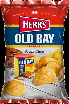 Herr's® Old Bay Potato Chips