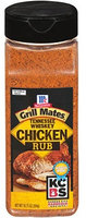 McCormick® Grill Mates® Tennessee Whiskey Chicken Rub