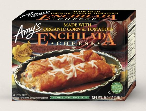 Amy's Kitchen Cheese Enchilada