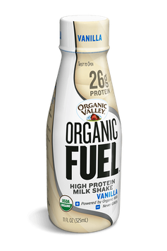 Organic Valley® Vanilla Fuel Protein Shake