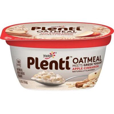 Yoplait® Plenti™ Apple Cinnamon Oatmeal With Greek Yogurt