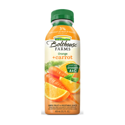Bolthouse Farms Orange + Carrot Flavor