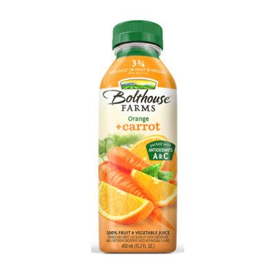 Bolthouse Farms Orange + Carrot Flavor