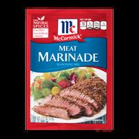 McCormick® Meat Marinade Seasoning Mix