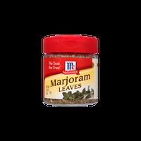 McCormick® Marjoram Leaves