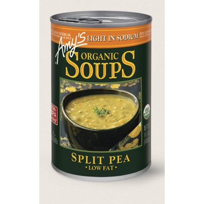 Amy's Kitchen Organic Split Pea Soup, Light In Sodium