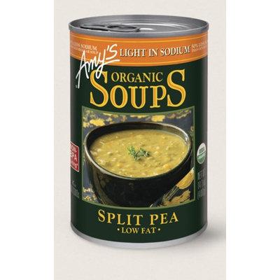 Amy's Kitchen Organic Split Pea Soup, Light In Sodium