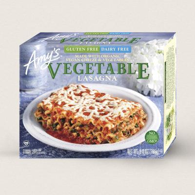 Amy's Kitchen Gluten Free, Dairy Free Vegetable Lasagna