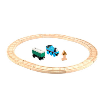 Thomas The Tank Engine Oval Wooden Railway Starter Set, 1 ea