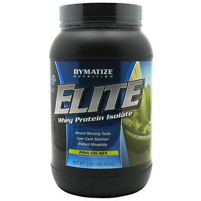 Dymatize Elite Whey Protein Isolate Pina Colada 2.05lb