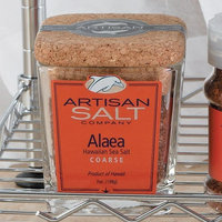 Artisan Salt Company Alaea Hawaiian Sea Salt (Coarse) - Artisan Salt Co. - Cork Jar, Gourmet Salts